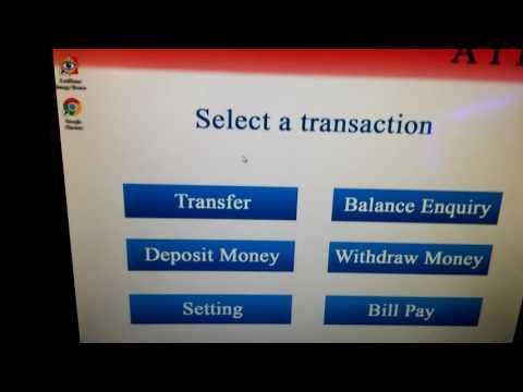 ATM Hacking Trick