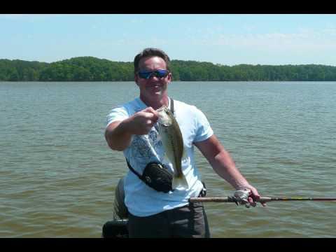Lake Allatoona Fishing Guide - Metro Atlanta Fishing