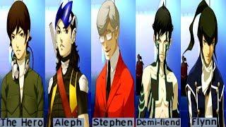 Shin Megami Tensei 4 Apocalypse Boss Stephen [APOCALYPSE]