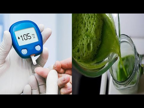 Even Doctors Are Shocked This Simple Drink Cures Diabetes In Just 5 Days!