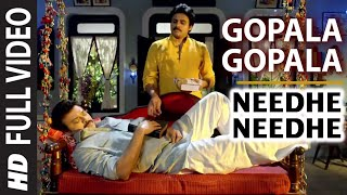 Needhe Needhe Full Video Song || Gopala Gopala || Daggubati Venkatesh, Pawan Kal …