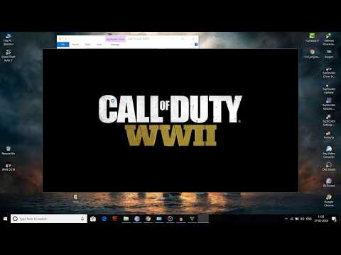 How to change Call Of Duty WW2 Language TO English FIXED IN HINDI