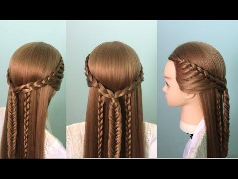 AnaTran - Kiểu tóc sinh nhật xinh như công chúa