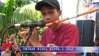 Download Video ARGAS [anak rantau gang sepuluh] UNDAAN KIDUL KUDUS KEHILANGAN TONGKAT NEW PERMATA VOC.MC ALI MP3 3GP MP4