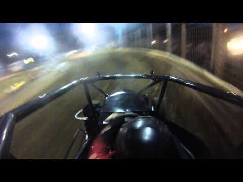 US 24 Speedway Non Wing B main 7/4/2014