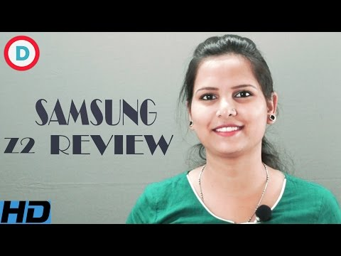 Samsung Z2 Unboxing & Review 2016 Hindi | Reliance JIO | 4G & VoLTE | Specifications | Tizen Battery