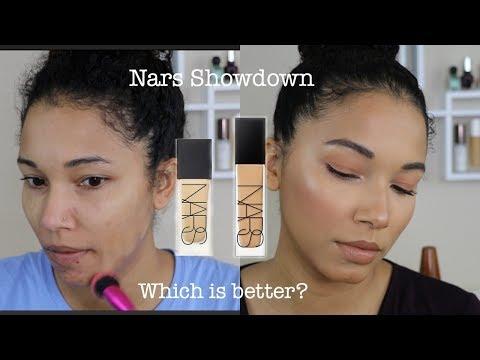 Nars Showdown | Natural Radiant vs Weightless Luminous
