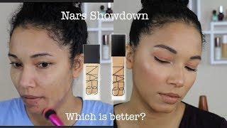 Nars Showdown | Natural Radiant vs Weightless Luminous