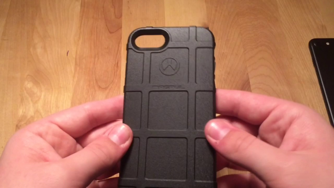 size 40 b752e ae6b5 Best iPhone 7 Case! Magpul Field Case Review
