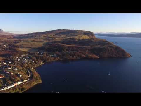 Portree from the lump