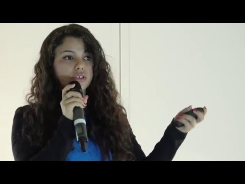 Growing with the Revolution | Aya Chebbi | TEDxMünster