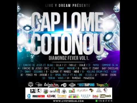 CAP LOME COTONOU MIX BY DJ DIAMONDZ