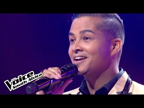 Ashur Petersen – 'Queen Of Hearts' | KnockOuts | The Voice SA | M-Net