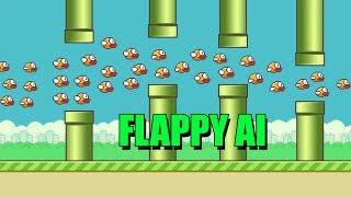 AI Lernt zu spielen Flappy Bird