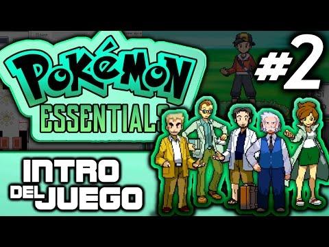 Creando la Intro del Juego  | Pokémon Essentials #2 | RPG MAKER XP