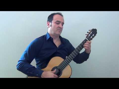 GIOVANNI PODERA: OMAGGIO A BENVENUTO TERZI (Giulio Tampalini, guitar)