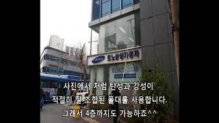 르노삼성자동차 성북지점 [창프로 유리청소]