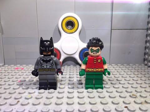 Lego batman fidget spinner