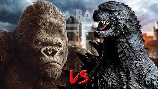 King Kong vs Godzilla | Épicas Batallas de Rap del Frikismo