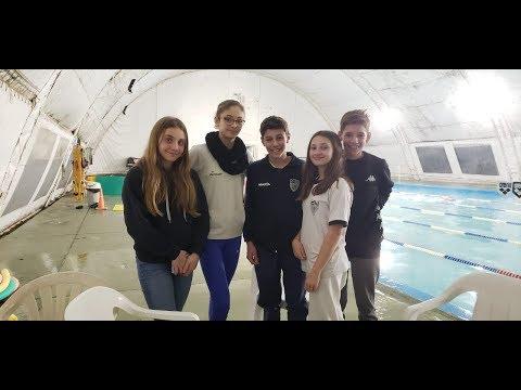 Nadadores de Cipo se lucieron en el Nacional