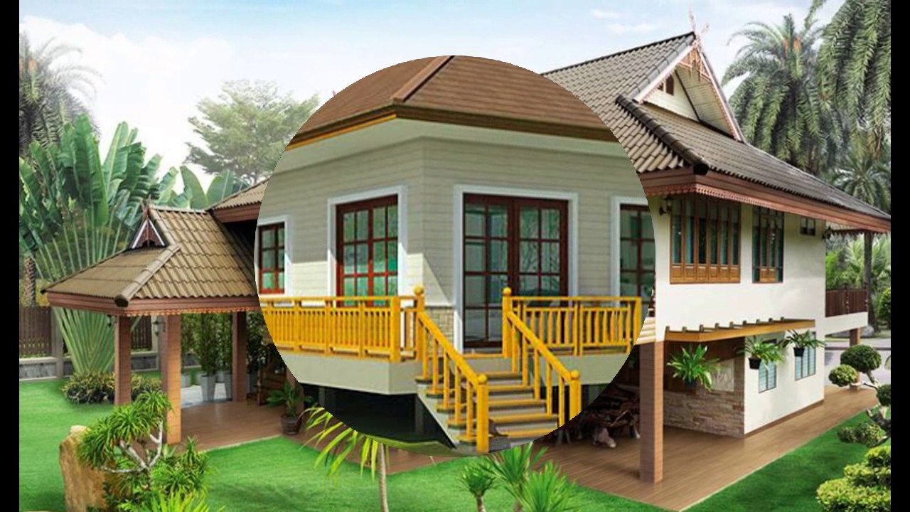 Beautiful houses designs youtube for Beautiful small house pics