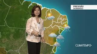 Previsão Nordeste – Chuva aumenta em Salvador