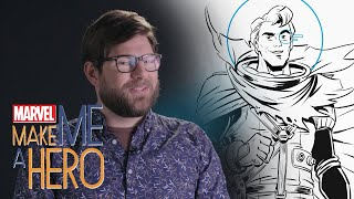 Space Ambassador | Marvel Make Me a Hero