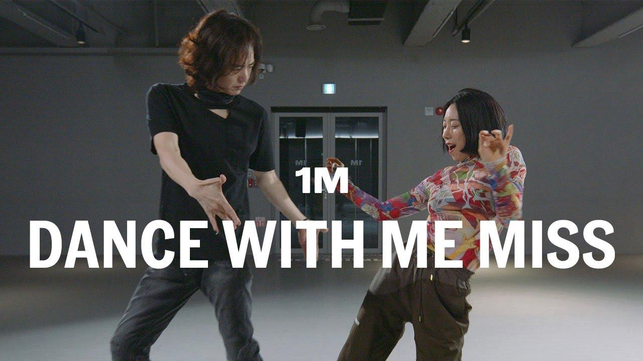 Dance With Me 아가씨 - JIY  / Lia Kim X Tina Boo Choreography (Practice Video)