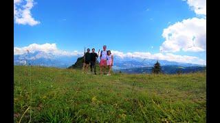 Montagne de Cordon le Balcon du Mont-Blanc | Haute Savoie France