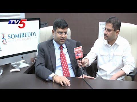 Santosh Somireddy Helps Telugu Students In Farmington University Issue | TV5 News