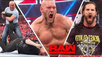 SBJ WWE Podcast Show Monday Night Raw Review 4/8/2019 Episode #47
