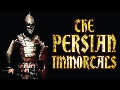 Mightiest Warrior: The Persian Immortals Weapon and Armor In 6 Minutes