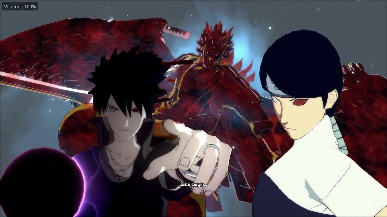 Naruto Ninja Storm 4 Mods