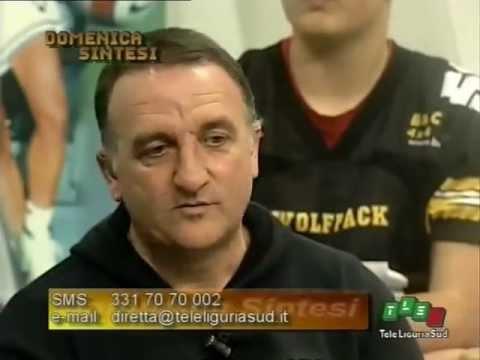 Wolfpack La Spezia su TeleLiguriaSud – feb. 2012 – PARTE 1di3