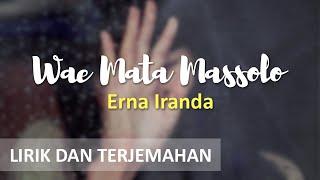 Download lagu #Lagu Bugis - Wae Mata Massolo vocal Erna Iranda