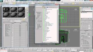 Baking textures in 3Ds Max. Simple way