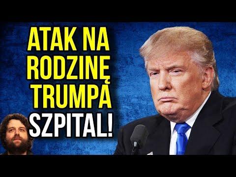 Atak na Rodzinę Trumpa - Trzy Osoby w Szpitalu. W tym Synowa Prezydenta USA