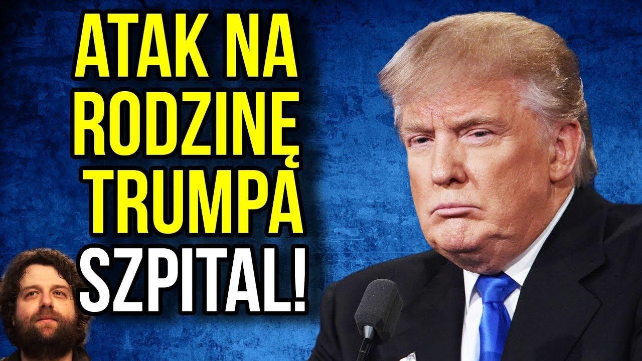 Atak na Rodzinę Trumpa – Trzy Osoby w Szpitalu. W tym Synowa Prezydenta USA