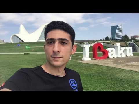 Baku Azerbaijan 2017