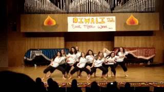 Millsaps College Bollywood Dance 2011