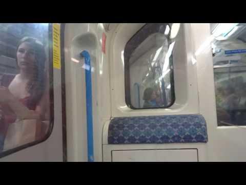 Victoria Line: Brixton to Blackhorse Road