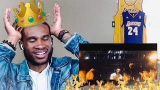 STORMZY - CROWN (OFFICIAL PERFORMANCE VIDEO) REACTION VIDEO
