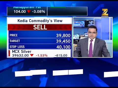 Commodities Live: Gold, silver and crude oil trading in red mark