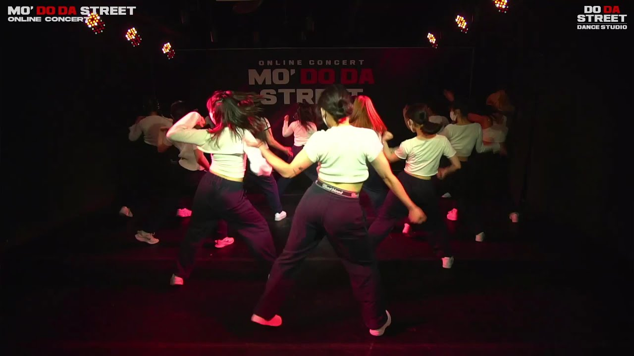 """3-5. 몰디브가서 콬씌한잔? (Choreo) - (T)Koxy_이진경 l Mo""""Do Da Street Vol.5.5 ( online concert )"""
