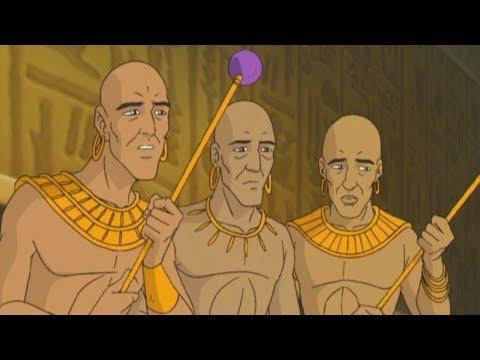 LES DIX PLAIES D'EGYPTE - Ancien Testament, ép. 17 - VF