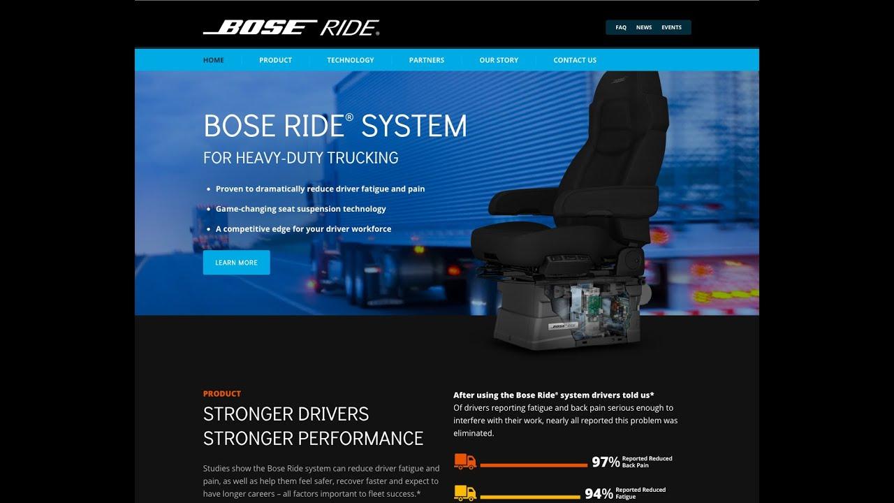 buy bose ride