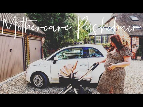 WE BOUGHT OUR PRAM !! | MOTHERCARE JOURNEY REVIEW