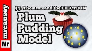 Plum Pudding Atom Modeli J. J. Thomson ve Elektron