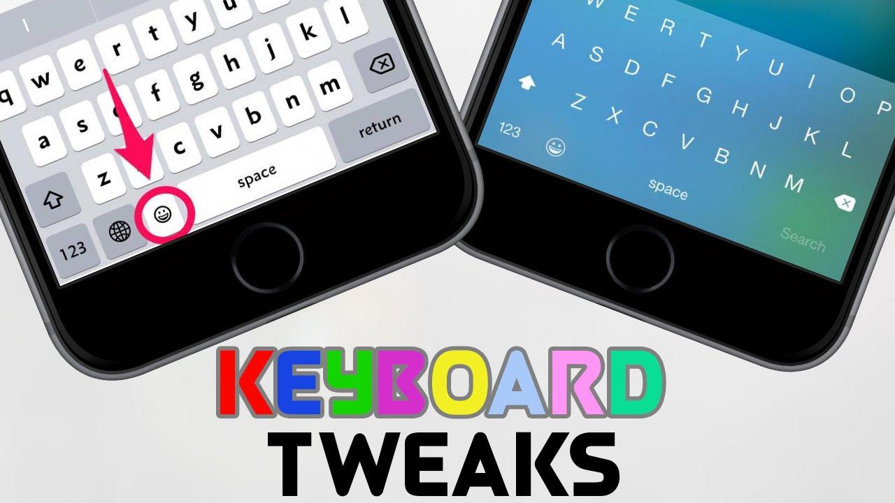 6 BEST FREE Keyboard Tweaks for iOS 9 - 9 3 5