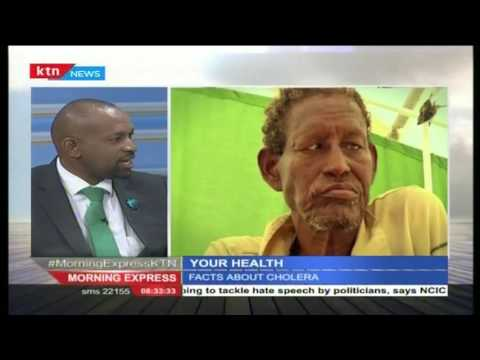 Morning Express 15th June 2016 - Your Health: Facts about Cholera